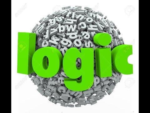 Logic 12th maths