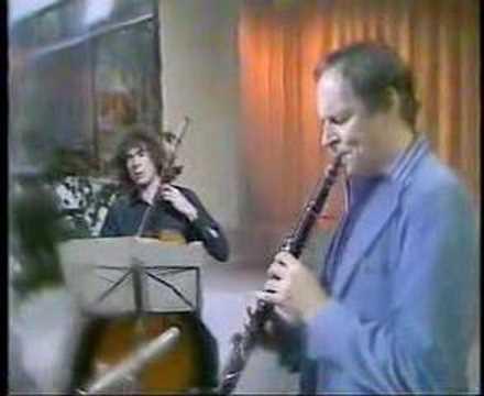 Julian Lloyd Webber plays with John Dankworth