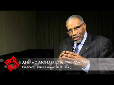 Islamic Development Bank (IDB) President Ahmad Mohamed Ali Al Madani on IDB's programs and policies
