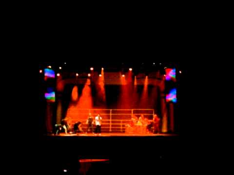 Musical Grease Sevilla 1