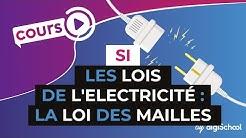 Les lois de l'electricité : la loi des mailles - SI - digiSchool