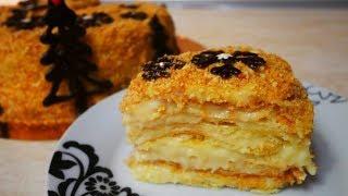 Торт ЗАКОЛДОВАННЫЙ ЛЕС нежно и очень очень вкусно!!!