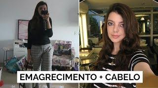 EMAGRECIMENTO E CABELO NOVO | Vlog #94 | #liatododia | Lia Camargo