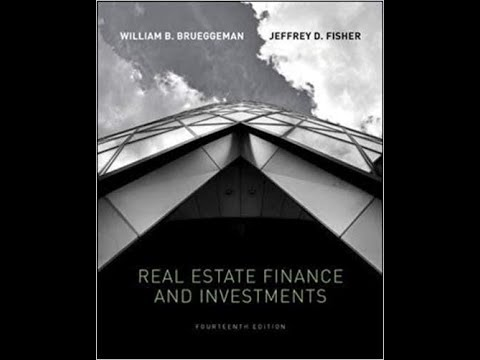 Real Estate Finance And Investments 14th Edition By William Brueggeman Jeffrey Fisher