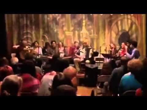 UCSB Ensemble Concert at Middle Eastern Music And Dance Camp, 2014 - Accordion Solo