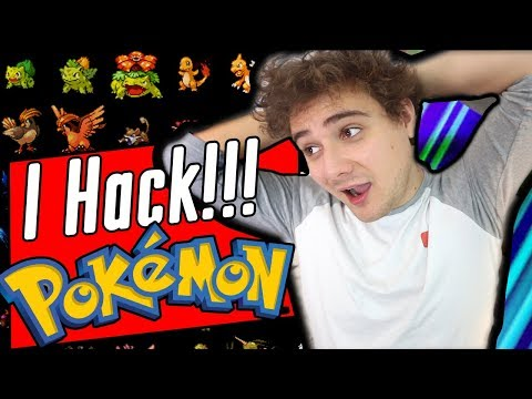 I Hack Pokemon! - PokéVlog