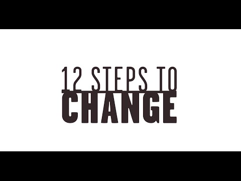 12 Steps to Change - Series Trailer