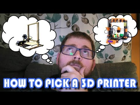 Guide to Buying a 3D Printer in 2018