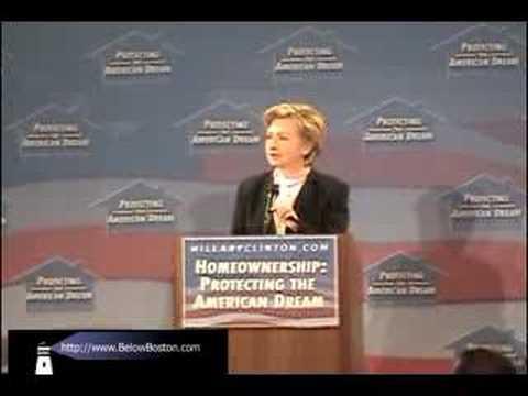 Hillary Clinton Homeownership Protecting the American Dream