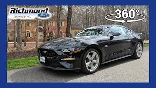 2018 Ford Mustang GT Premium 360 Degree Virtual Test Drive