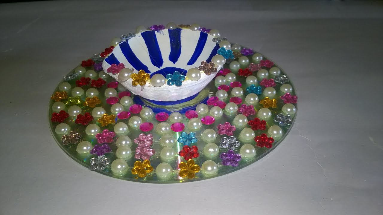 diya decoration new youtube