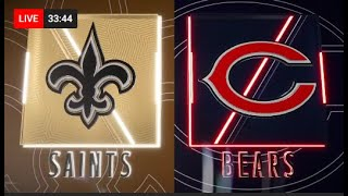 Madden 20 Simulation - New Orleans Saints vs Chicago Bears - Simulation Nation