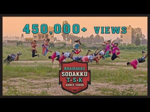 Thaanaa Serndha Koottam - Sodakku Dance | Suriya | Anirudh l Vignesh ShivN | Bhairavas choreo