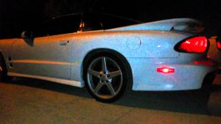 95 Firebird Formula vs 06 Mustang GT