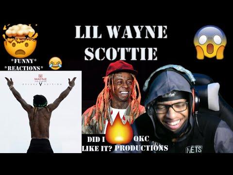 Lil Wayne - Scottie - The Carter 5 Deluxe - Official Audio - REACTION