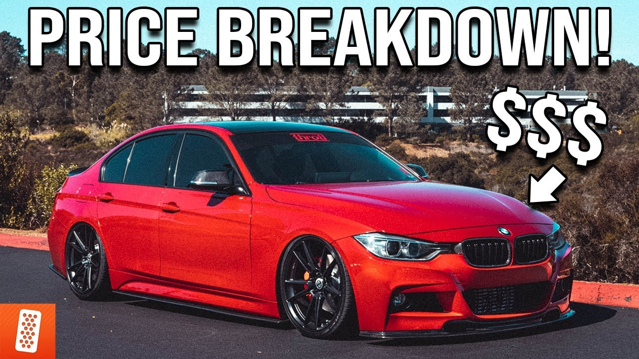 How Much Does A BMW Cost >> How Much Did The Ultimate Bmw 335i Cost To Build