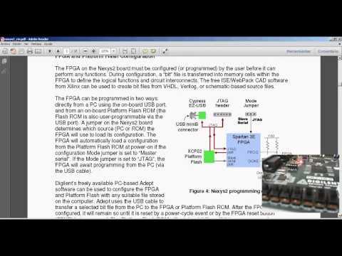 Introducción a Xilinx & FPGA Nexys 2 - Hackeando Tec