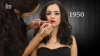 A evolução da maquiagem
