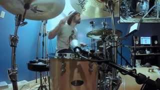 "Travis Orbin - Periphery Playalongs - ""Inertia"""