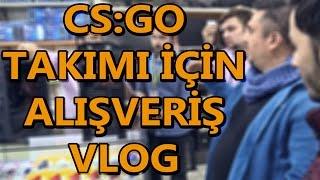 P3P eSports CS:GO Takımı için Vatan'dan Ekipman Almaya Gittik Video