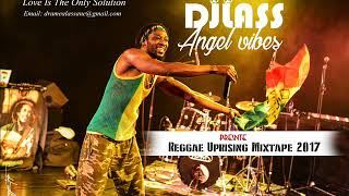 Reggae Uprising Mixtape Feat. Jah Cure, Morgan Heritage, Sizzla, Richie Spice, Perfect, LutanFyah