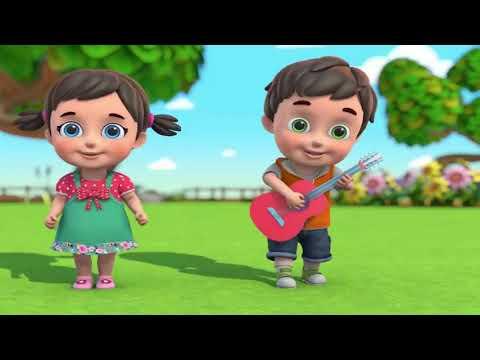 হাট্টিমাটিম টিম /Hattimatim Tim /Bangla Rhymes Collection/ kids cartoon channel