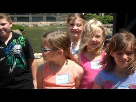 Quad City Botanical Center School Group