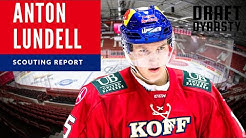 Anton Lundell Highlights 2020 NHL Draft