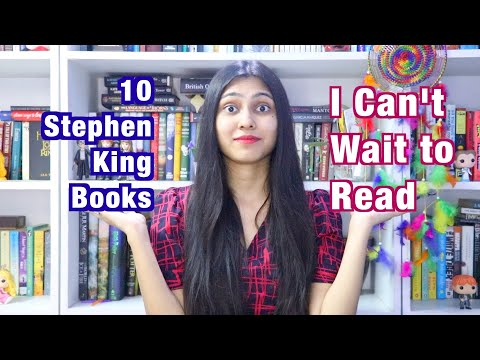 7 Stephen King Books I *CAN'T WAIT*  To Read ll Saumya's Bookstation