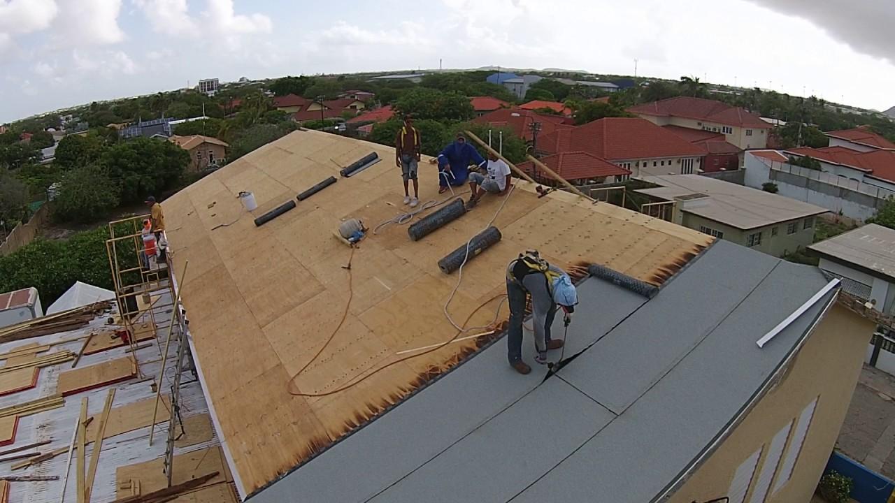 Professional Roofing Aruba
