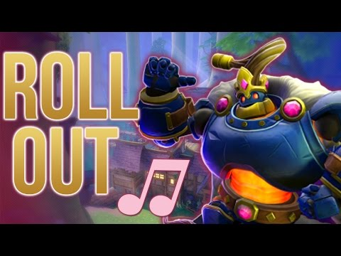 Paladins Song - Roll Out (Twenty One Pilots - Stressed Out PARODY) ♪