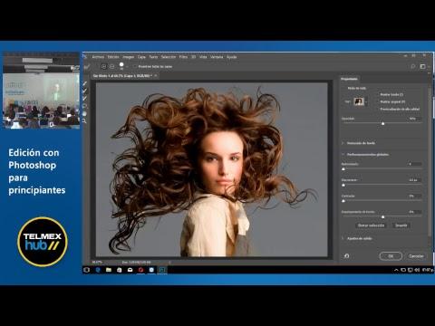 Edición con Photoshop para principiantes