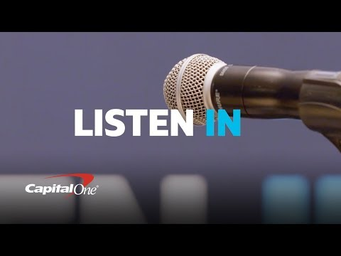 Listen In: The Full Show   Capital One