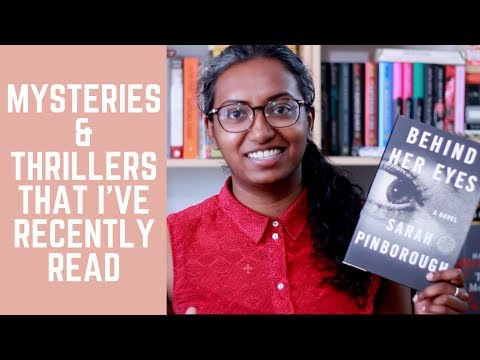 Mysteries & Thrillers That I've Recently Read