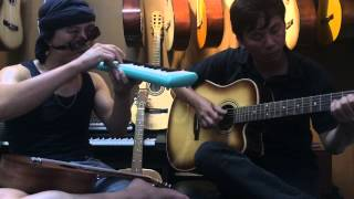 Love is blue _ hoà tấu Guitar - Melodion