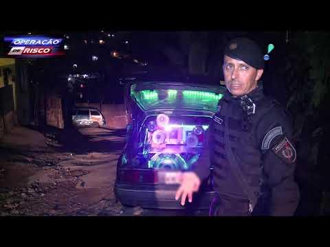 Guarda Civil dispersa baile funk com bombas de efeito moral