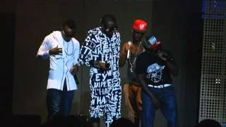 brymo peforms ara jesse jagz wetin dey mi performs african rapper no 1 lil ice ice prince ft bry