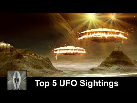 Top 5 UFO Sightings September 2018