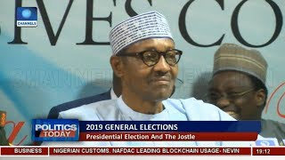 2019 Election: Buhari Stands As The Sole Candidate - Cletus Obun |Politics Today|