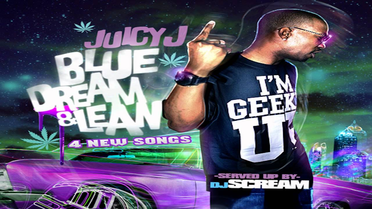 Juicy J - Money Mane Remix [Blue Dream & Lean (Bonus Tracks)]