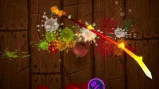Official Fruit Ninja HD PC Gameplay + Download Link;(