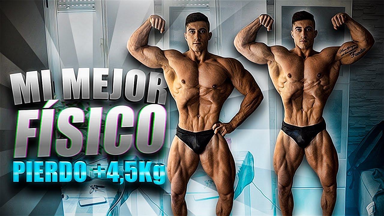 PIERDO 4,5 KG en 7 DÍAS!!! MI MEJOR FORMA FÍSICA | 14 DAYS OUT