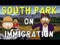 The Politics of South Park: Immigration