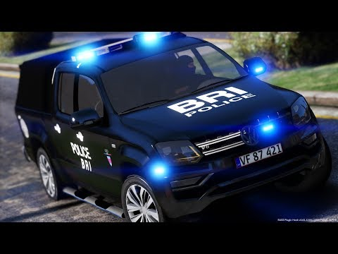 [GTA-LSPDFR] B.R.I BRIGADE DE RECHERCHE ET D'INTERVENTION  | POLICE NATIONALE #83