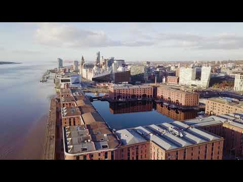 Liverpool by Drone - Short