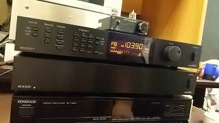 audiolab 8000T short test without antenna