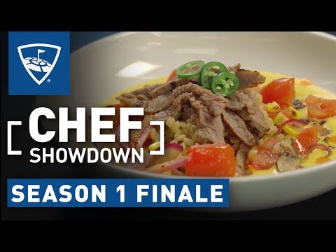 Chef Showdown | Season 1 Finale | Topgolf