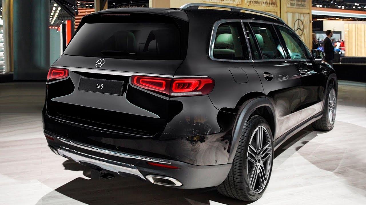 Mercedes Benz Gls450 >> 2020 Mercedes GLS 450 4Matic - Walkaround - YouTube