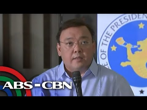 WATCH: Presidential Spokesperson holds briefing in Marawi City | 24 May 2018