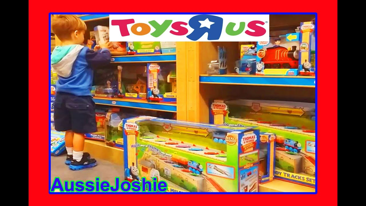 Thomas and friends thomas train toys r us kids shopping for Cuisinette toys r us